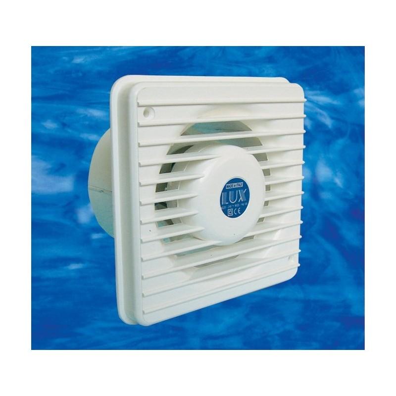Aspiratore aria estratore elettrico a muro bagno o cucina brico casa - Aspiratore aria bagno ...