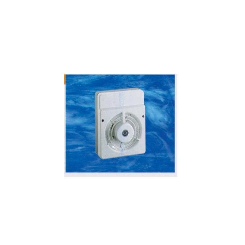 Aspiratore aria areatore elettrico da parete foro 12 cm - Termoconvettore elettrico da parete ...