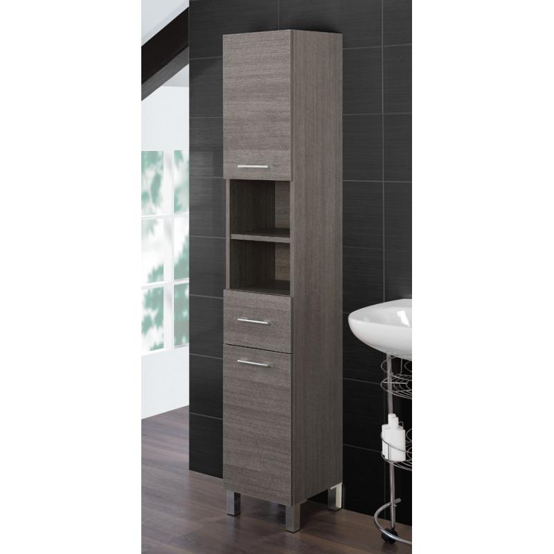 Mobile da bagno moderno colonna portasciugamani brico casa - Mobile bagno colonna ...