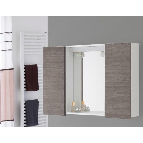 Mobile da bagno specchiera moderno arredo brico casa - Brico mobili bagno ...