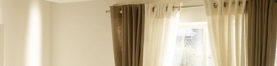 Tende e tendine brico casa for Tende a vetro salotto