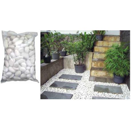 Ciottoli bianchi da giardino prezzi pavimento in cemento - Ciottoli bianchi da giardino ...