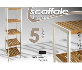 Scaffalature Metalliche Componibili Bari.Scaffali Brico Casa