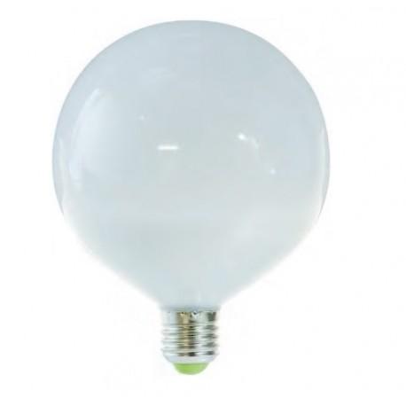 Lampada globo a led luce calda e27 16w 3000k a brico casa for Lampadine al led luce calda