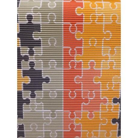 Passatoia Al Metro.Tappeto Con Mosaico Colorato Passatoia Al Taglio Al Metro Brico Casa