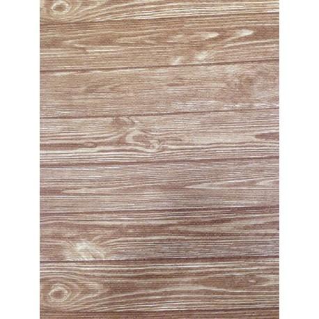 Tappeto effetto legno naturale grezzo al metro al taglio - Brico Casa
