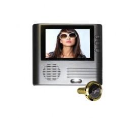 SPIONCINO DIGITALE ELETTRONICO LCD TELECAMERA DISPLAY A COLORI