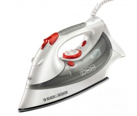 FERRO DA STIRO A VAPORE VARIABILE BLACK&DECKER 2000 W