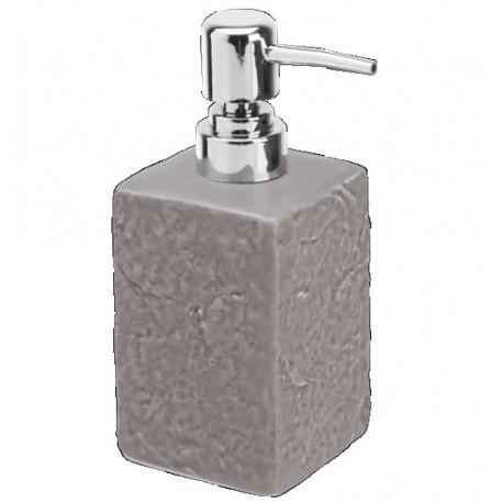 Set bagno ceramica effetto pietra grezza - Feridras Petra - Brico Casa