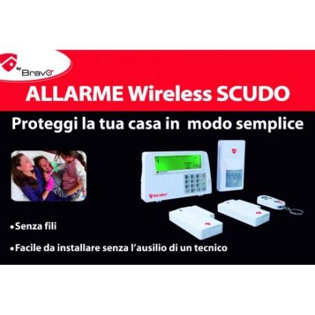 Antifurto domestico wireless senza fili per casa villa ufficio brico casa - Antifurto casa senza fili migliore ...