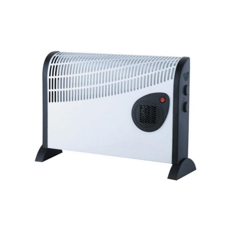 Caldobagno stufa termoconvettore a pavimento 2000 w brico casa - Stufe a olio elettriche ...