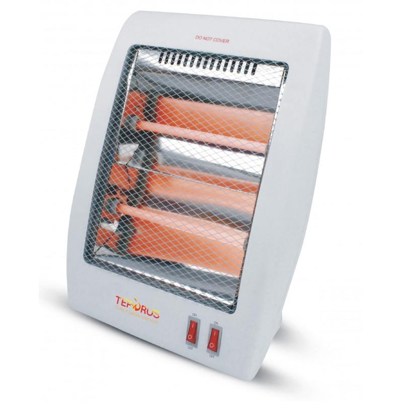 Caldobagno riscaldamento stufa al quarzo 2 elementi 800 w - Stufe elettriche al quarzo ...