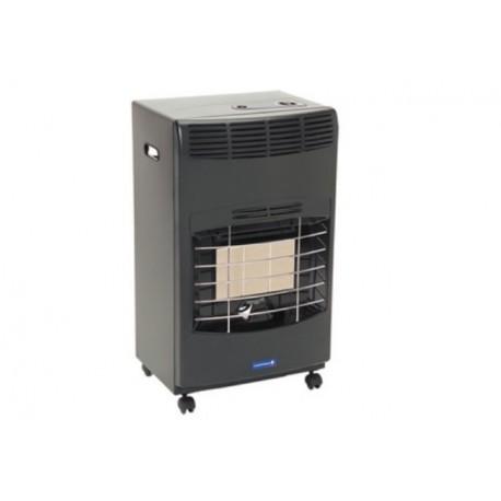 Stufa stufe a gas infrarossi antracite 4200 w brico casa - Stufe a olio elettriche ...