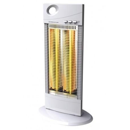 Stufa elettrica a carbonio a basso consumo 1000 w rotante Stufe elettriche a basso consumo bimar