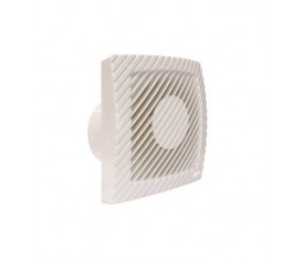 Aspiratore elettrico per bagno cieco senza finestra a muro - Lux - Serie L