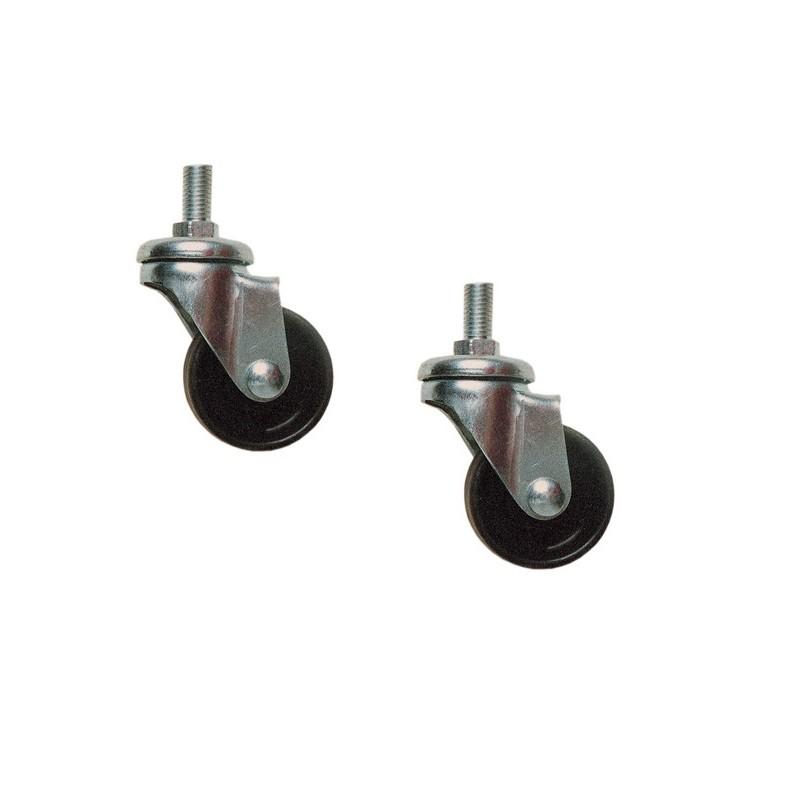 Ruote girevole per mobili carrello carrelli in plastica 2 - Mobili con ruote ...