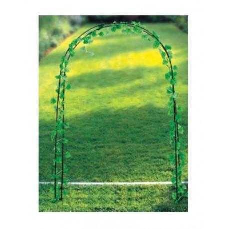 arco decorativo da giardino in metallo per fiori piante