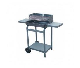 Barbecue in acciaio a carbone resistente griglia 60 cm