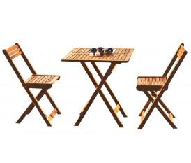 Tavolino in ferro battuto bianco da giardino alla francese for Tavoli pieghevoli brico