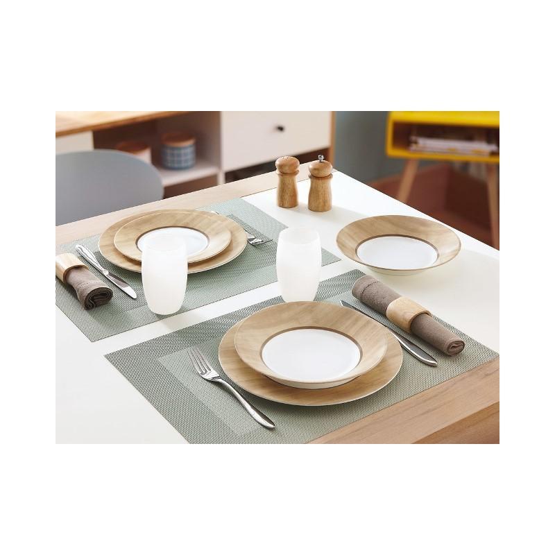 Awesome piatti porcellana moderni contemporary - Servizi di piatti ikea ...