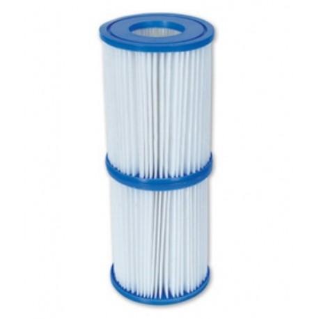 Filtro per pompe filtranti piscine bestway capacita 39 for Pompe filtranti per piscine fuori terra
