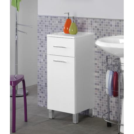 Mobile mobiletto da bagno moderno brico casa - Mobili bagno brico ...