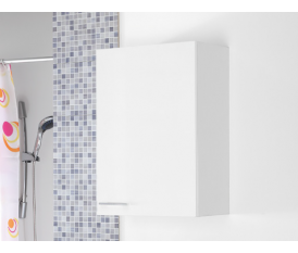 Pensile bianco 50 cm bagno moderno - Feridras
