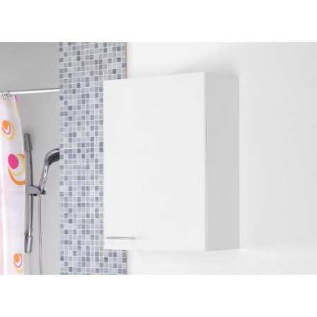 Mobile pensile bagno 45 cm - Bianco Feridras - Brico Casa