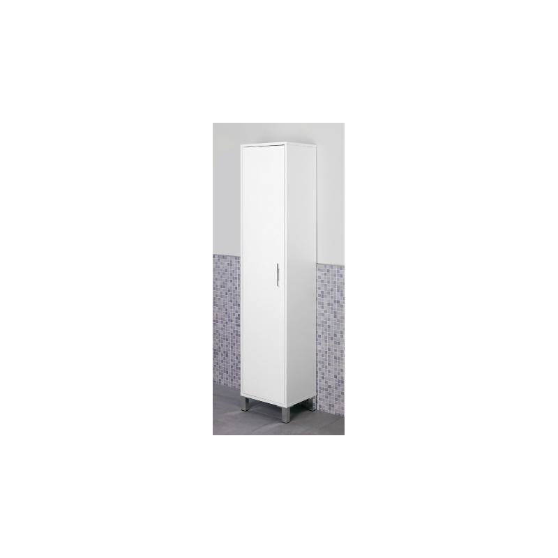 Armadio bagno 40 cm - Feridras - Bianco - Brico Casa
