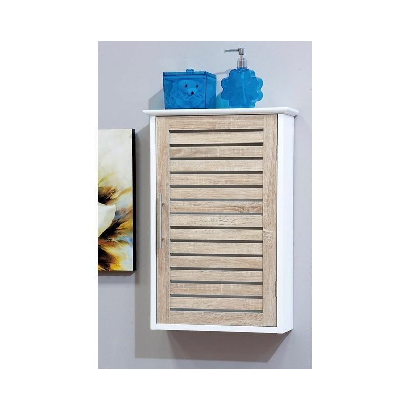 Mobile arredo bagno pensile yorker 40x15xh60 cm brico casa for Arredo bagno marinaro