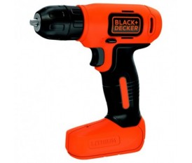 TRAPANO AVVITATORE A BATTERIA BLACK&DECKER BDCD8 A LITIO