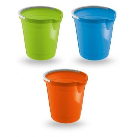 Secchio per acqua 8 - 10 litri con becco