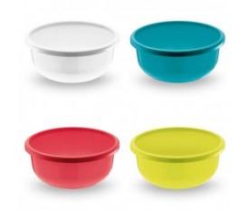 Bacinella tonda in plastica per bucato e cucina