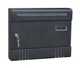 Condomaxi - Cassetta postale rettangolare per posta grande