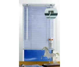 Tende veneziane per finestre interne bianche