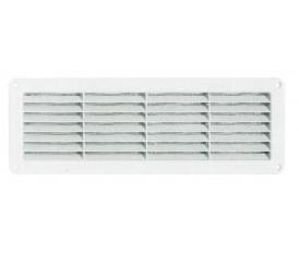 Griglia di aerazione per porte interne esterne rettangolare
