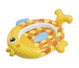 Intex Goldfish - piscina per bambini a forma di pesciolino