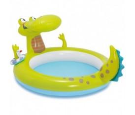 Intex piscina gonfiabile per bambini coccodrillo