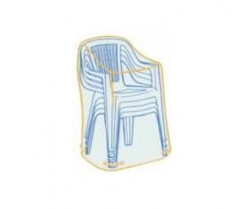 Telo di copertura in plastica per sedie - eko