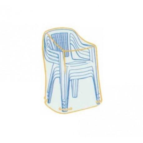 Telo di copertura in plastica per sedie eko brico casa - Fermatovaglia per tavoli di plastica ...