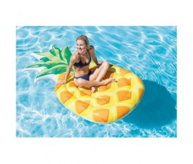 MATERASSINO PINEAPPLE 58761 INTEX 216X124 CM