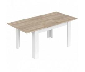 Tavolo in legno 80x80 pieghevole quadrato brico casa for Tavolo tondo estensibile