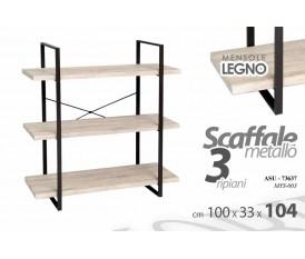 Tegometall Sanitärfachmarkt Scaffale Mensola Del Negozio Griglia Ripiano 1 Metro