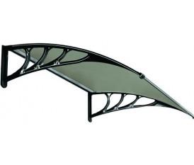 Pensilina tettoia policarbonato 80 x 120