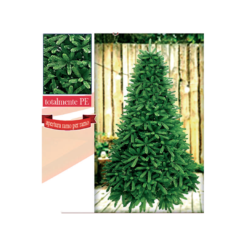 Albero Di Natale Kenia.Albero Di Natale Pine 210 Cm Brico Casa