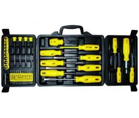 Cassetta utensili attrezzi 52 pz